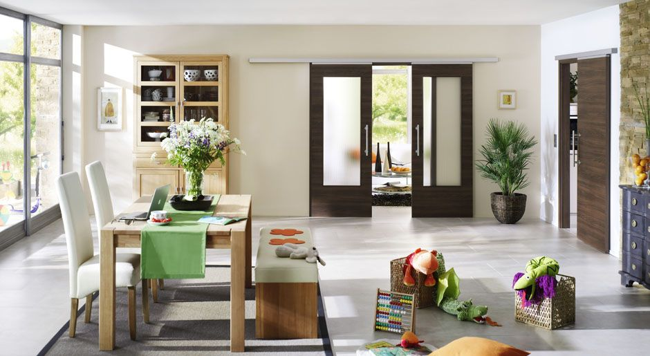 Sliding doors from serofiPRODUCTS GmbH